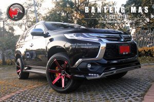 Banteng Mas New Pajero Sport 2016 Black Colour Bodykit Ativus Made in Thailand Original Product (8)